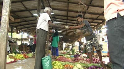 Sri Lankan communities struggling to pay debts