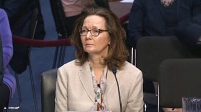 CIA nominee Gina Haspel declines to say if torture is 'immoral'
