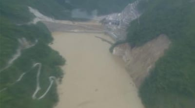 Colombia evacuates thousands amid fears dam may burst