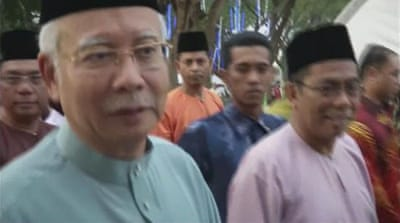Malaysia: Bags of cash, jewellery seized from Najib's properties