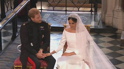 Royal wedding: Prince Harry and Meghan Markle are married