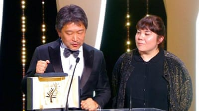 Cannes Film Festival: Shoplifters wins top prize
