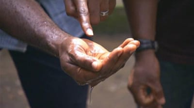 Nigeria's Ogoniland: Desperate for clean water
