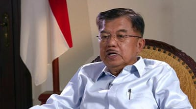 Al Jazeera's interview with Indonesian Vice President Jusuf Kalla