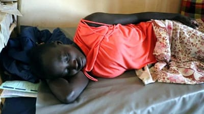 Maternal death rates in South Sudan one of world's highest