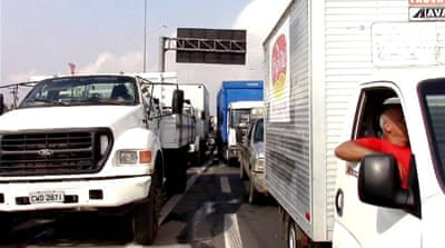 Brazil: President orders army to clear roads amid truckers strike