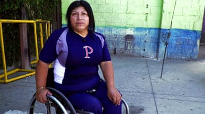 Guatemala: A disabled women's struggle for more independence