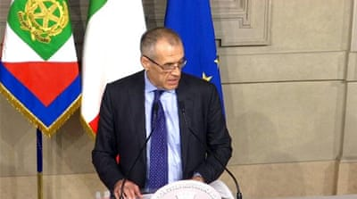 Italy: New interim PM to setup government quickly for fresh vote