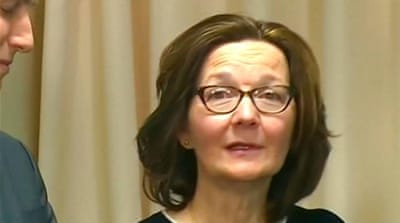 New CIA boss Gina Haspel to face Senate grilling