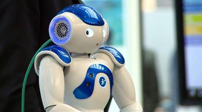 Artificial intelligence dominates Germany's CEBIT trade fair