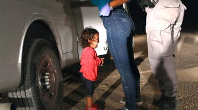 Separation of children from families drives US immigration debate