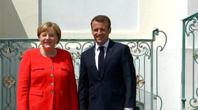 Germany and France call for joint EU immigration policy