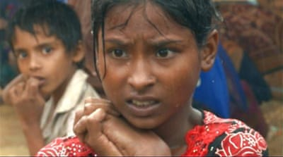 Rohingya surviving in 'the world's largest refugee camp'