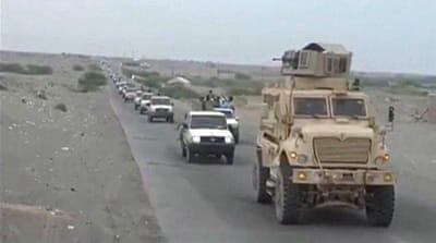 Saudi, UAE coalition forces claim control of Hudaida airport