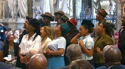 Windrush generation celebrates 70 years since arriving in the UK