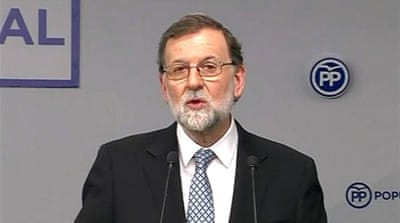 Spain: Ex-PM Rajoy 'to step down' as leader of conservative party