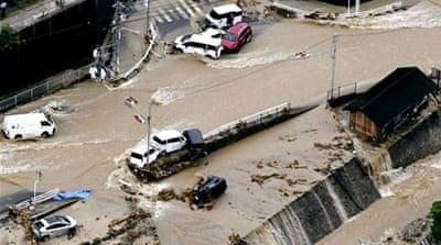 Japan: Calls for better flood preparations after disaster