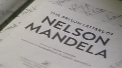 Mandela letters: New collection shows prison writing