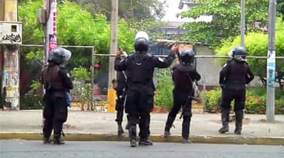International Rights groups condemn Nicaragua killings