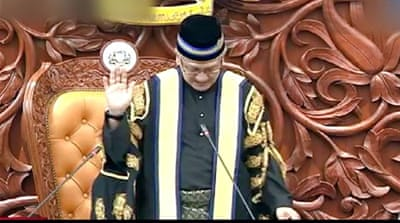 Malaysia: New government sworn in after 61-year party rule