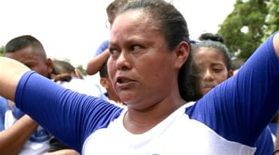 Nicaragua unrest: Marchers demand justice for victims
