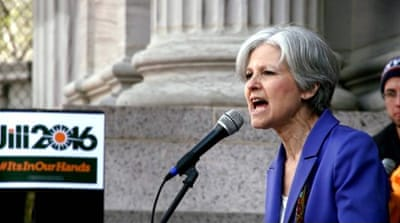 US Green Party hoping to make gains in midterm elections