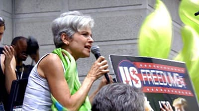 Jill Stein on US Green party ambitions and challenges