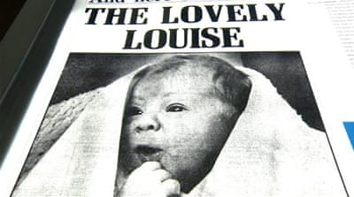 UK marks 40 years since birth of world's first IVF baby