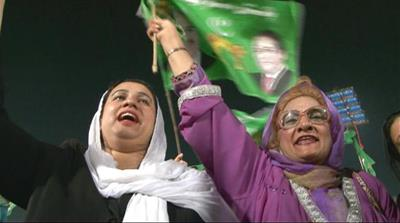 Election countdown begins in Pakistan