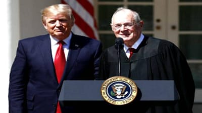 Justice Kennedy's retirement is a cause of concern for Democrats