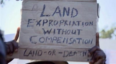 South Africa moving to expropriate white farmers' land