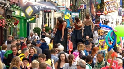 Is the Edinburgh Fringe Festival accessible to all?