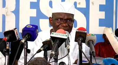 Mali: Candidates claim election rigging