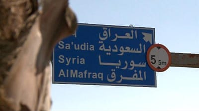 Syria looks to reopen seized border crossing with Jordan