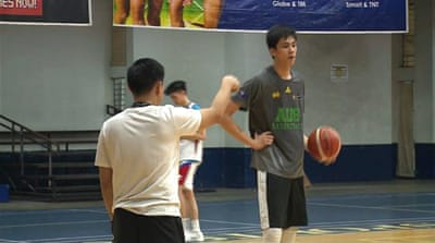 Are Filipino basketball players getting taller?