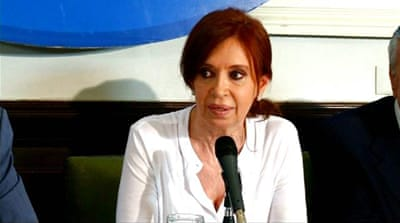Argentina: Ex-president summoned to testify in corruption scandal