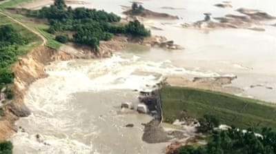 Myanmar: More than 60,000 affected by dam collapse