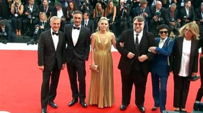 Venice film festival: 75th annual celebration begins