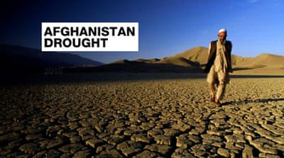 Afghanistan: Millions risk running out of water in severe drought