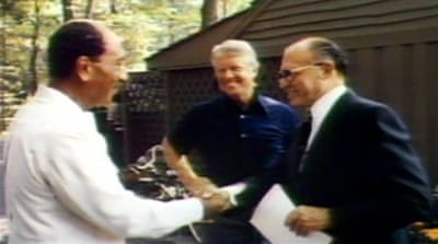 Four decades on, Camp David Accords failing to bring peace?