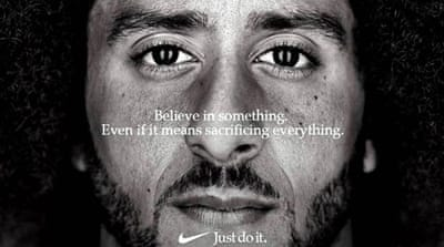 Colin Kaepernick's Nike campaign faces opposition