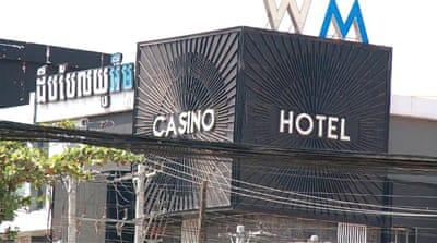 Chinese investment brings casinos to Cambodia