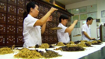 Traditional medicine in Taiwan on life support