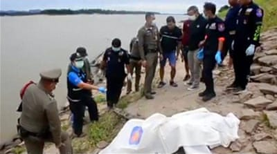 Thai activists' bodies found in Mekong River