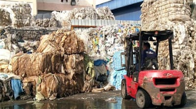 Malaysia's rising illegal plastic recycling factories