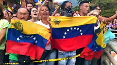 Venezuela crisis: US accused of interference