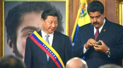 Why China is standing by Nicolas Maduro