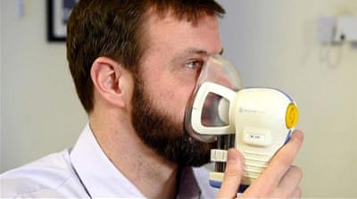 Cancer-detecting breath test being trialled in UK