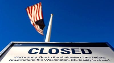 US government shutdown takes toll on federal workers