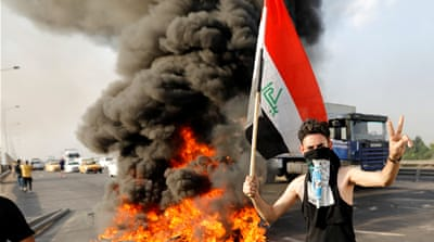 Will protesters in Iraq get what they want?
